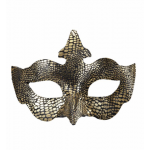 Masque oiseau luxe avec tissu