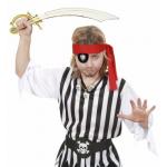Sabre et cache oeil pirate