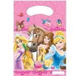 6 sachets anniversaire Disney Princess