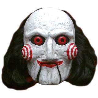 "Masque Billy Puppet ""Saw"""