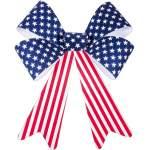 Gros noeud drapeau USA