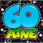 20 serviettes anniversaire 60 ans