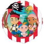 Ballon Jake le Pirate