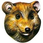 Masque enfant rat