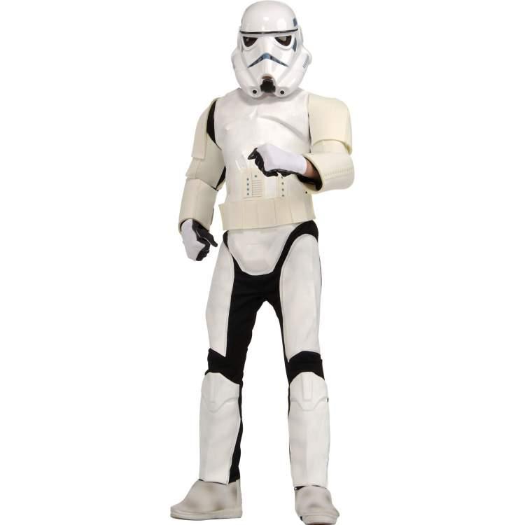 d guisement stormtrooper star wars m ga f te. Black Bedroom Furniture Sets. Home Design Ideas
