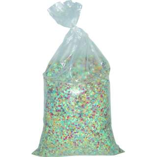 Sachet de 10kg de confettis luxe