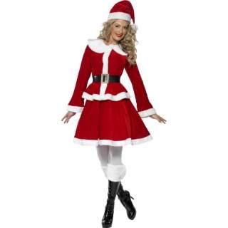 Miss Santa velours